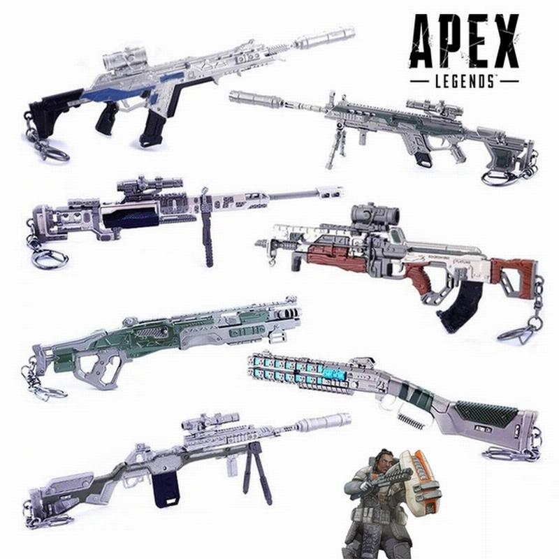 国外零售商推出《APEX英雄》枪械模型 引玩家围观