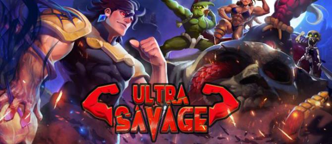 《Ultra Savage》简体中文免安装版