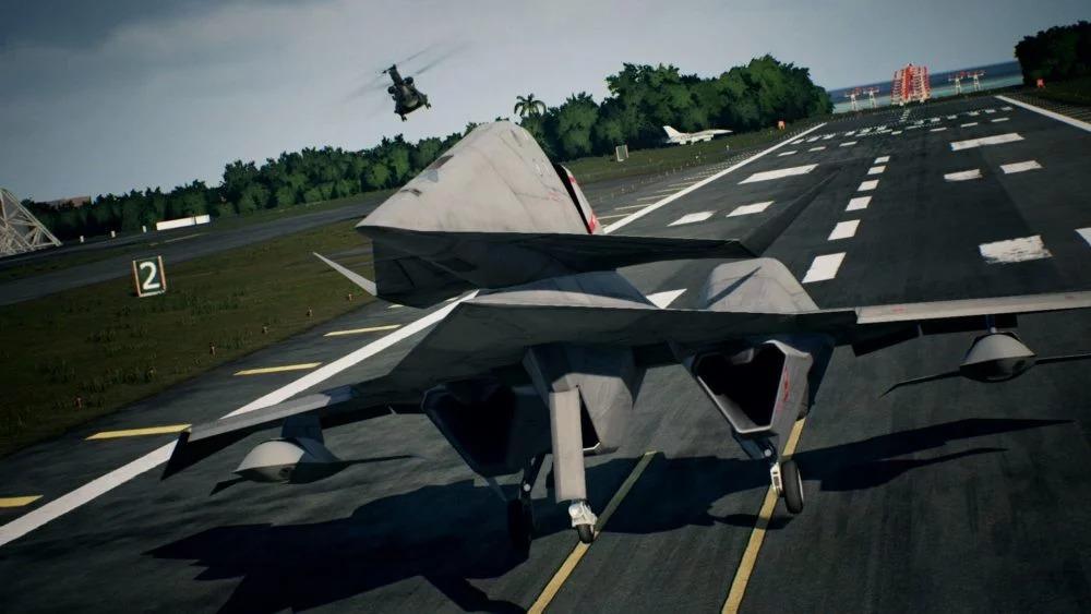 《皇牌空战7:未知空域》透露DLC机型以及发行日期