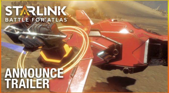 《星链:阿特拉斯之战》4月30日登陆PC 配置需求公布