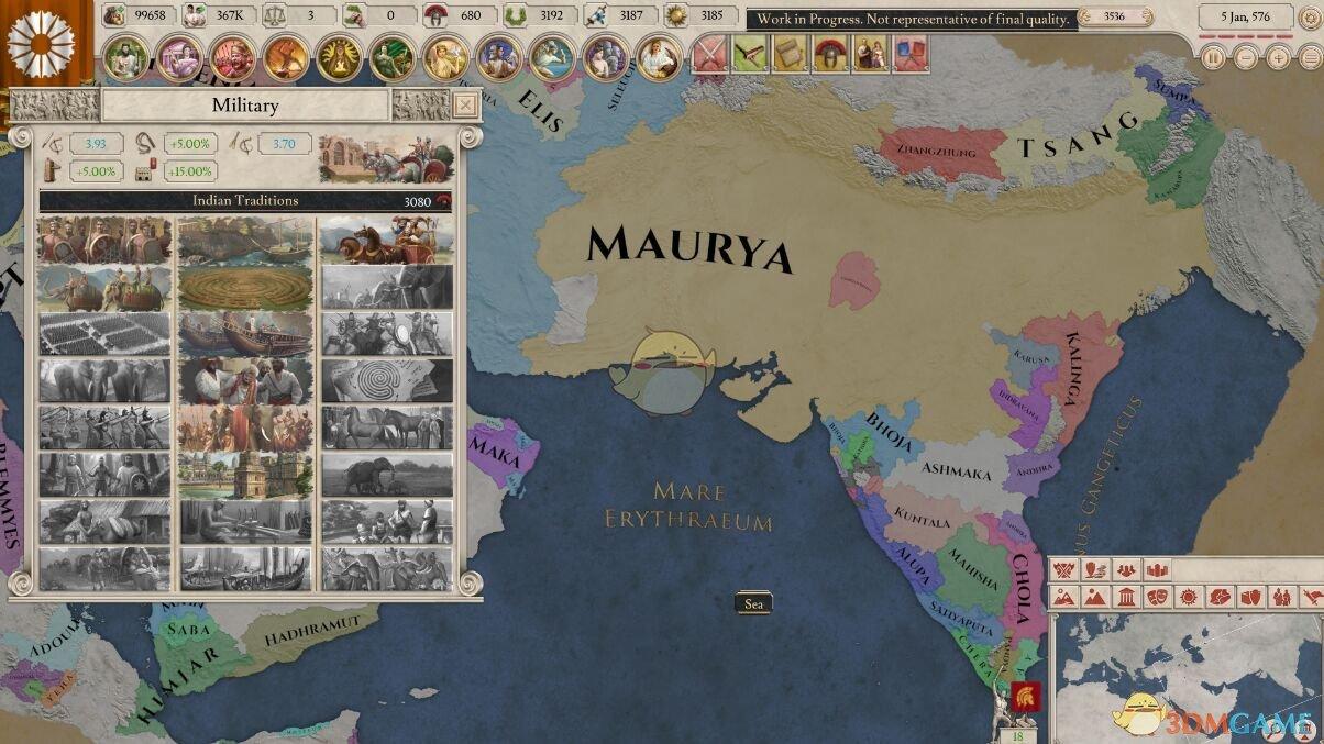 《大将军:罗马》1.1版本计划更新内容一览