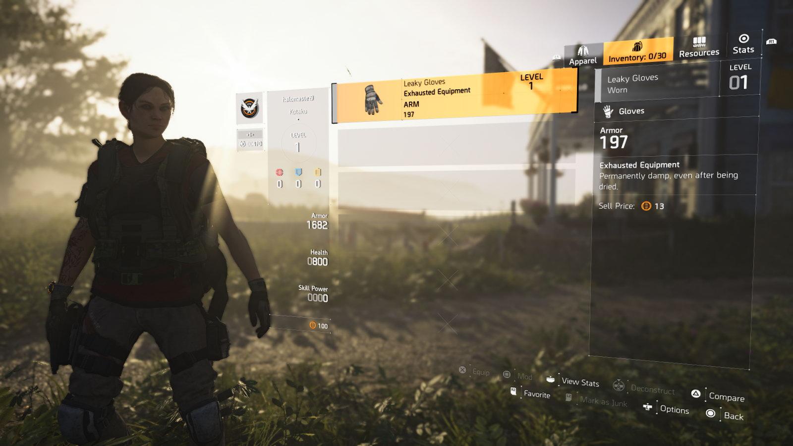 《全境封锁2》初始装备现奇怪描述 瑞典士兵道出真相