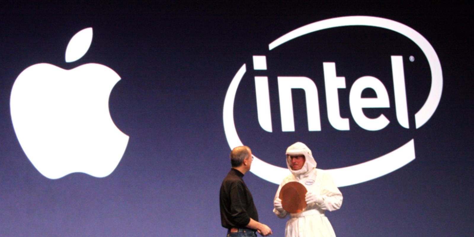 苹果有意收购英特尔基带芯片业务 加速自研进程