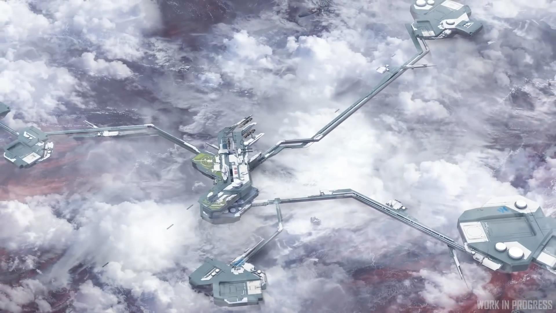 《星际公民》新视频展示云端城市 众筹突破2.24亿美元