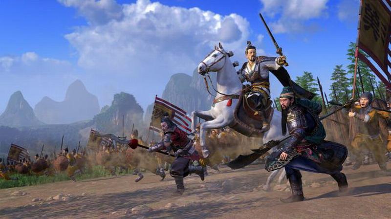 《全面战争:三国》 英雄角色定位介绍 打江山靠实力