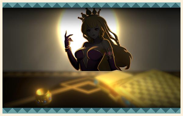 语音已经安排上了 《纸境英雄》女王等你来撩