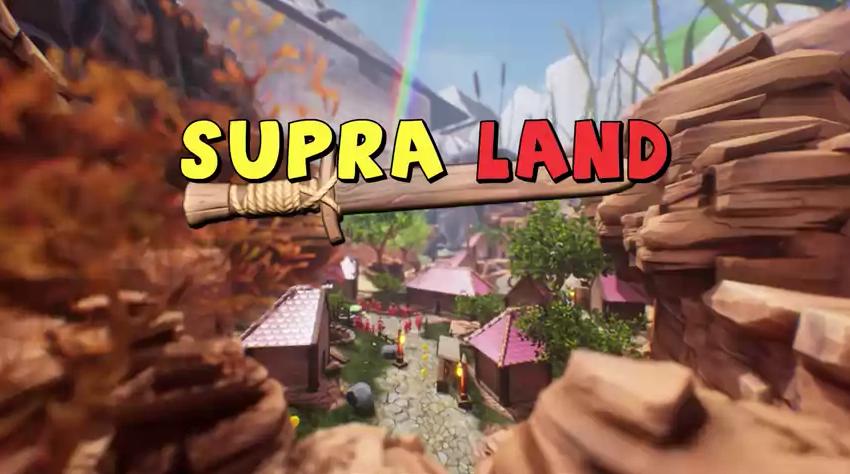 新增最大FPS设定 《Supraland》更新增强游戏体验