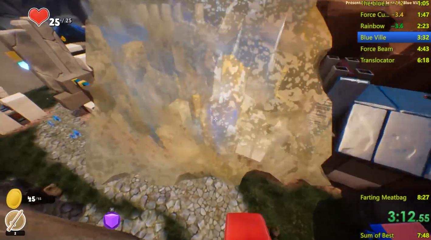 7分15秒通关达成 《Supraland》高玩速通视频