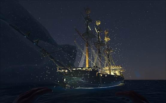 海盗冒险游戏《ATLAS》取消帝国模式,极地深处地牢新场景曝光