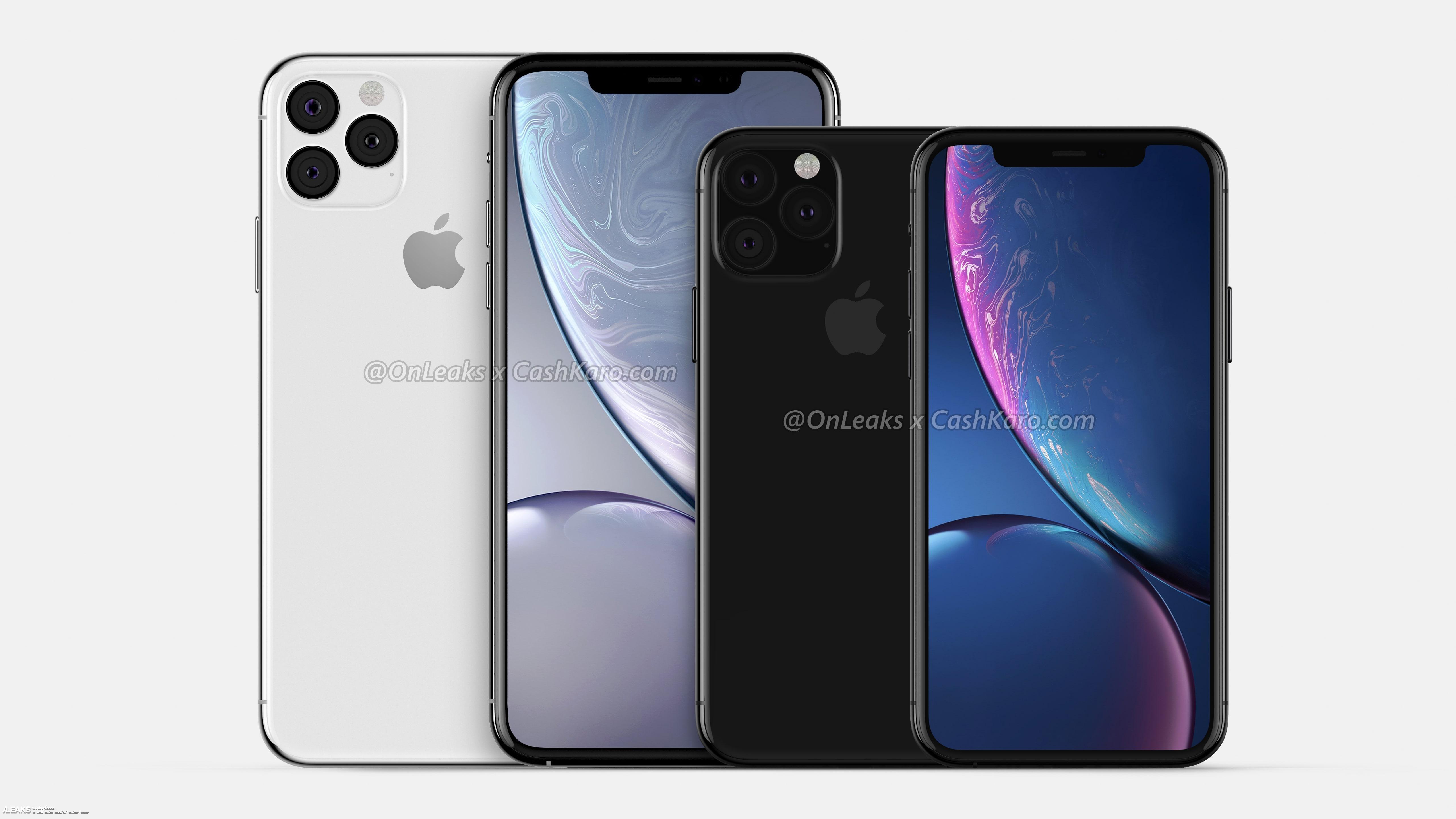 """让你""""浴霸""""不能!iPhone 11就长这样买不买?"""