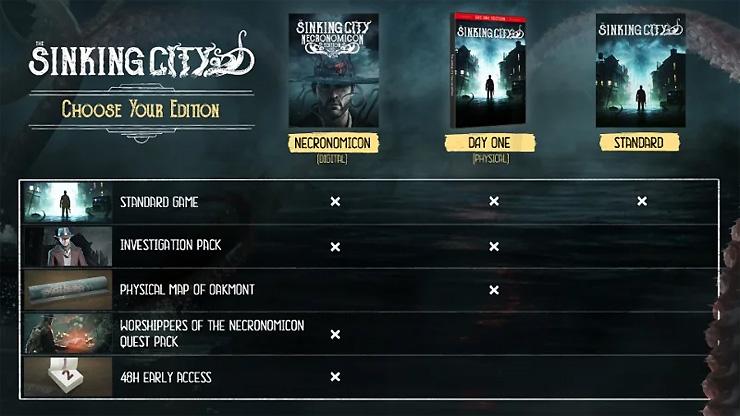 《沉没之城》 12分钟演示发布 各平台预购开启