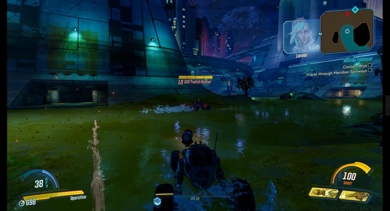 《无主之地3》全球首发试玩体验:七年之痒今朝得偿