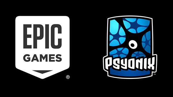 Epic Games收购《火箭联盟》开发商Psyonix工作室