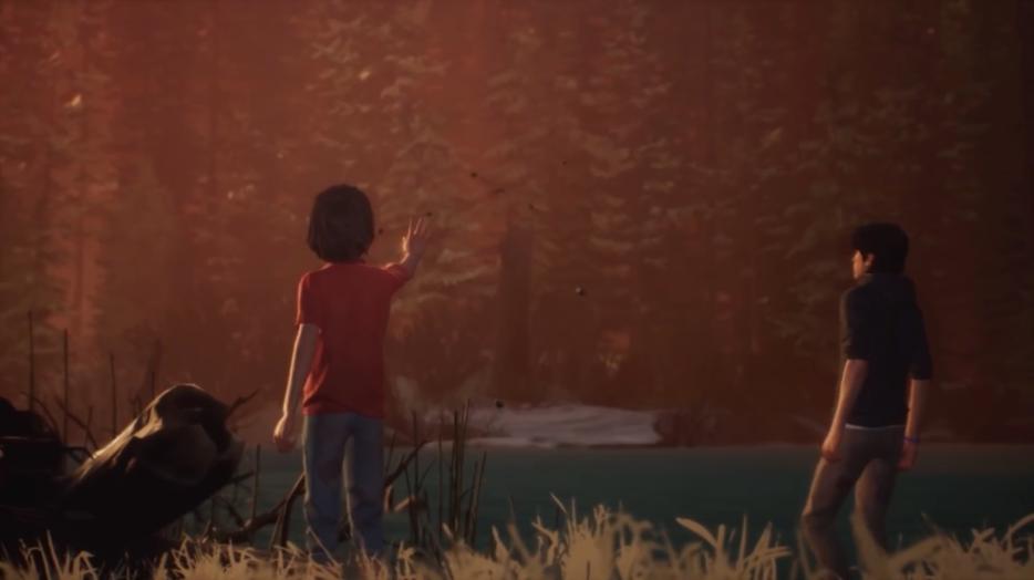 超能少年寻找自我 《奇异人生2》全新预告片公布