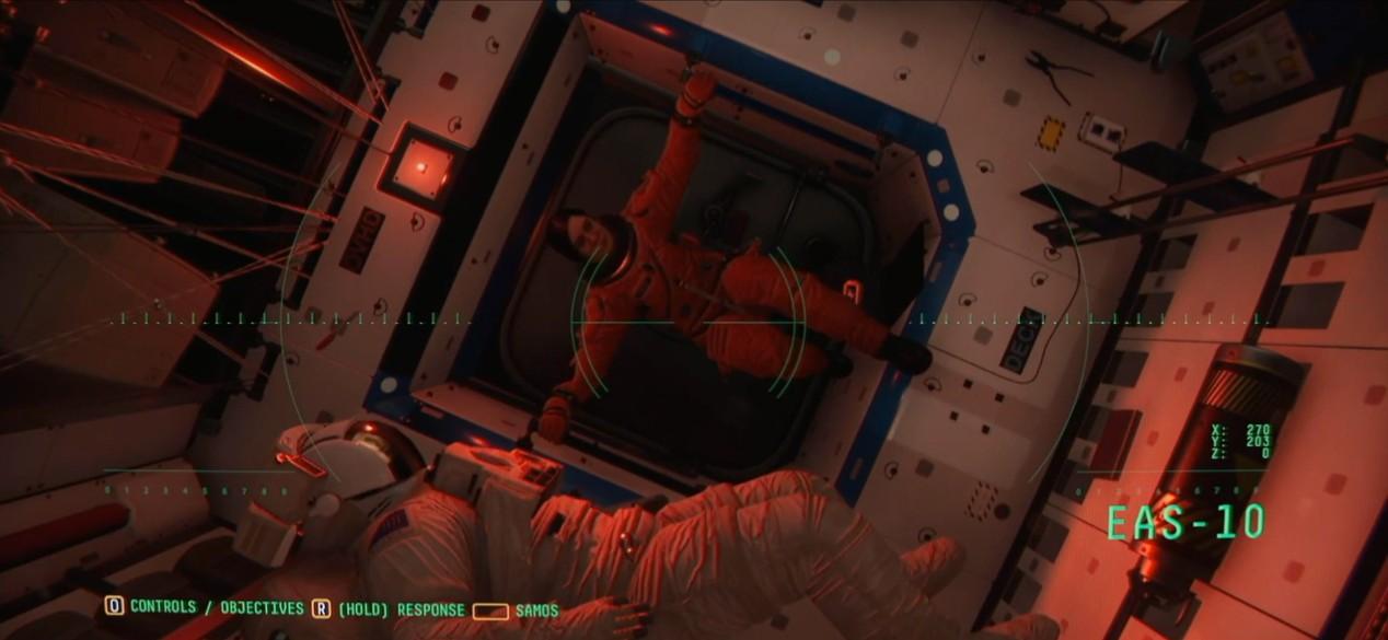 细思极恐!科幻恐怖游戏《观察》45分钟超长惊悚演示