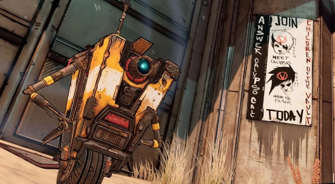 """《无主之地3》 小吵闹配音换人 原配音称Gearbox""""请不起自己"""""""