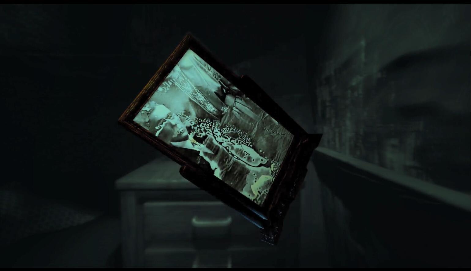 《层层恐惧2》实机演示 恶魔之唇吐露出的恐怖真相