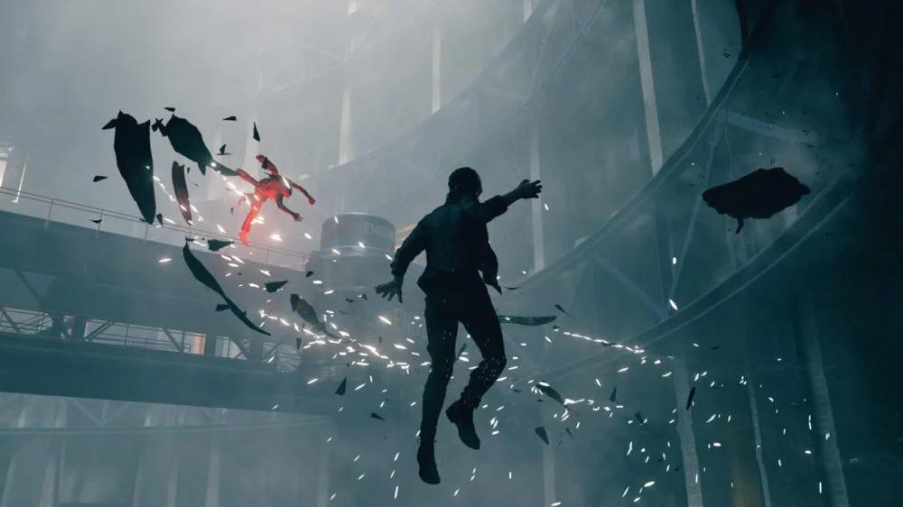 Remedy新作《控制》新视频展示实机操作及内容设计