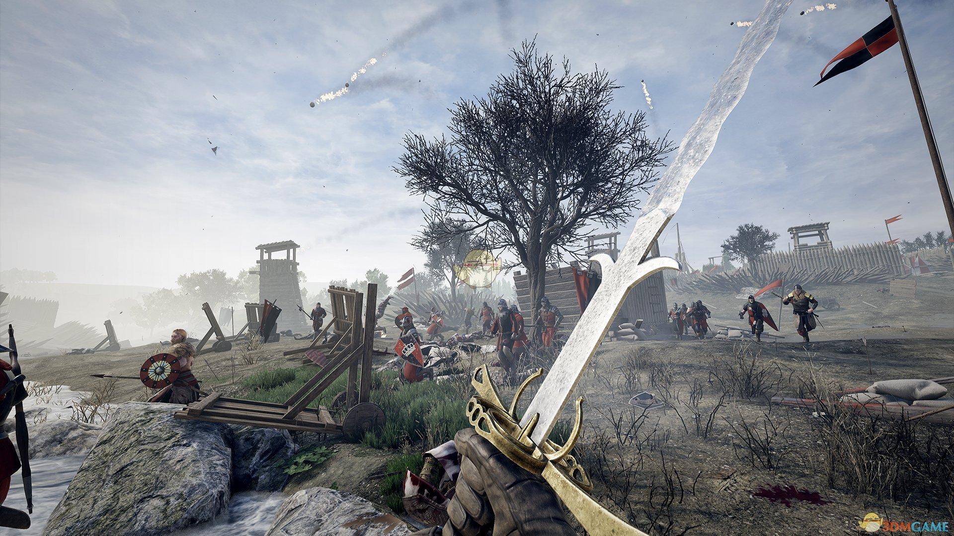 《雷霆一击(MORDHAU)》游戏攻击角度分享