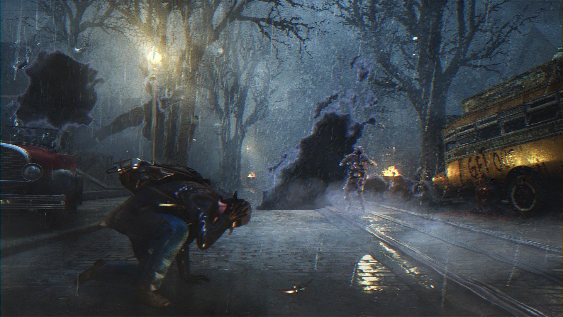 克苏鲁游戏 《沉没之城》 新截图 唤醒内心深处的恐惧