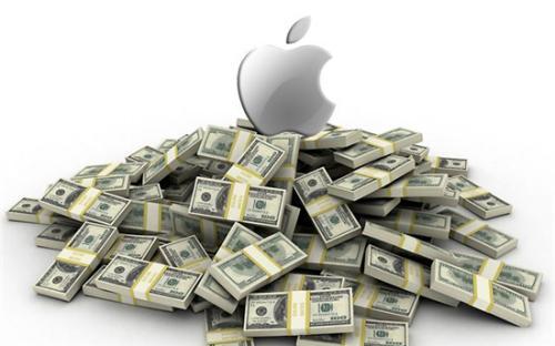 苹果现金储备降至2254亿美元 下一财季有可能继续减少