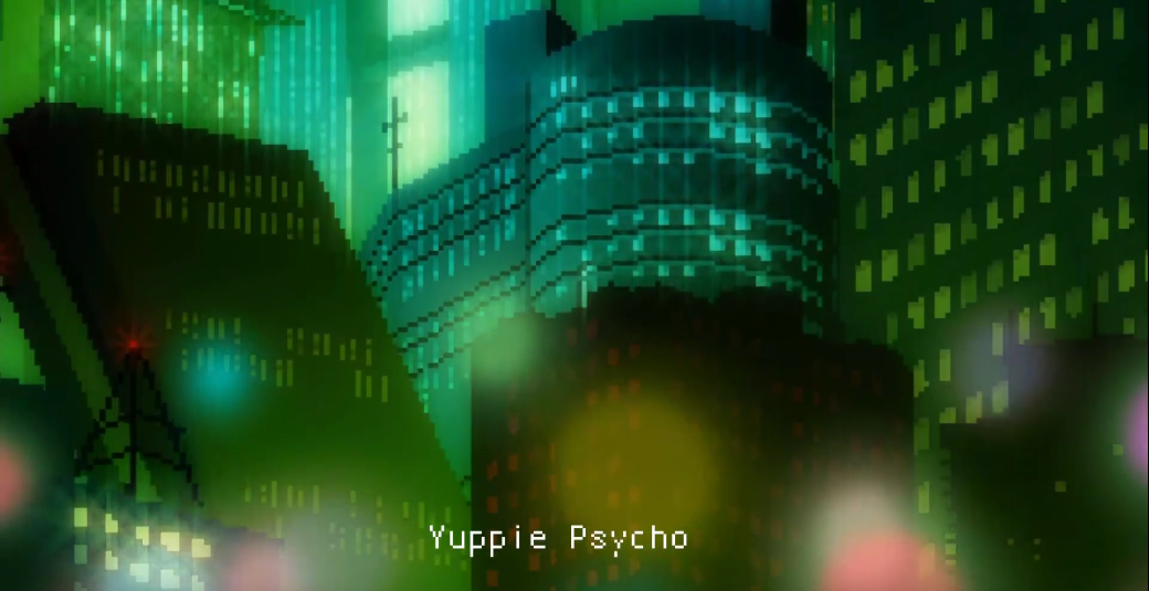 《Yuppie Psycho》评测:见鬼了的工作!