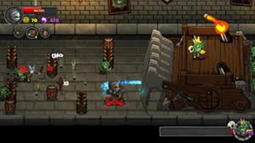 《失落城堡》游戏库