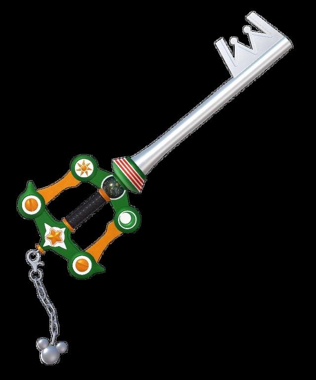 《王国之心3》原预购奖励键刃现可直接购买