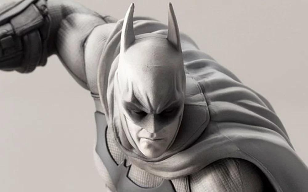 寿屋公布蝙蝠侠新手办 完美还原老爷强大英勇的形象