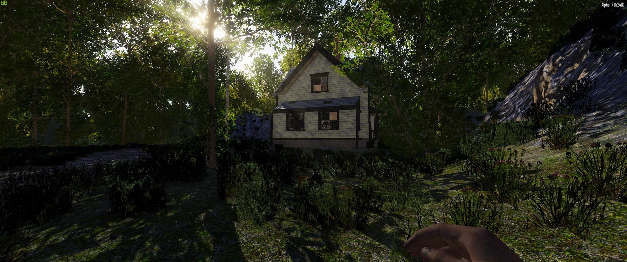 《七日杀》高清材质MOD发布 画面大提升效果惊人