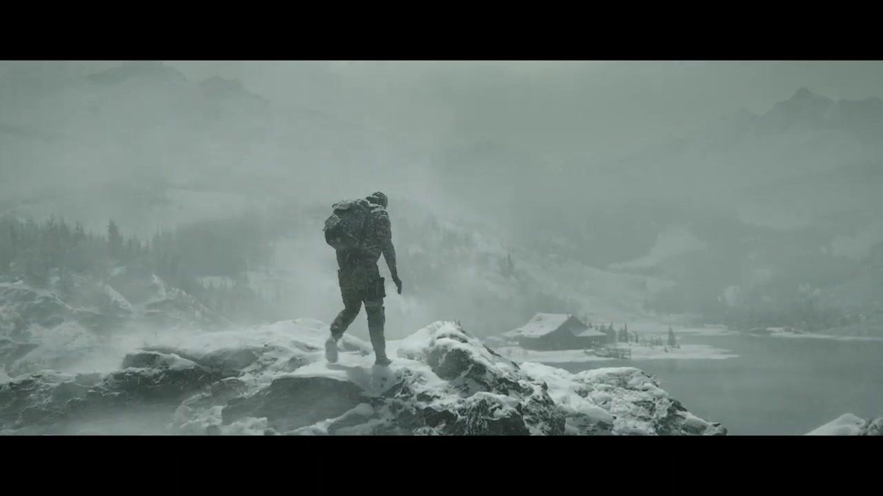 育碧官方展示《幽灵行动:断点》首段实机内容