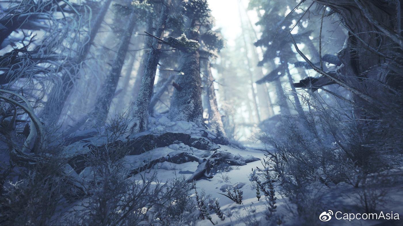 《怪物猎人世界:冰原》简中预告公布 海量细节汇总