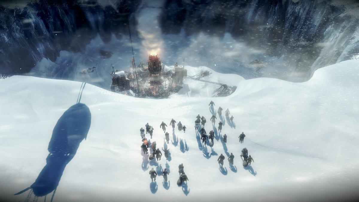 开发商11 Bit准备开发新RPG 采用《冰汽时代》世界观