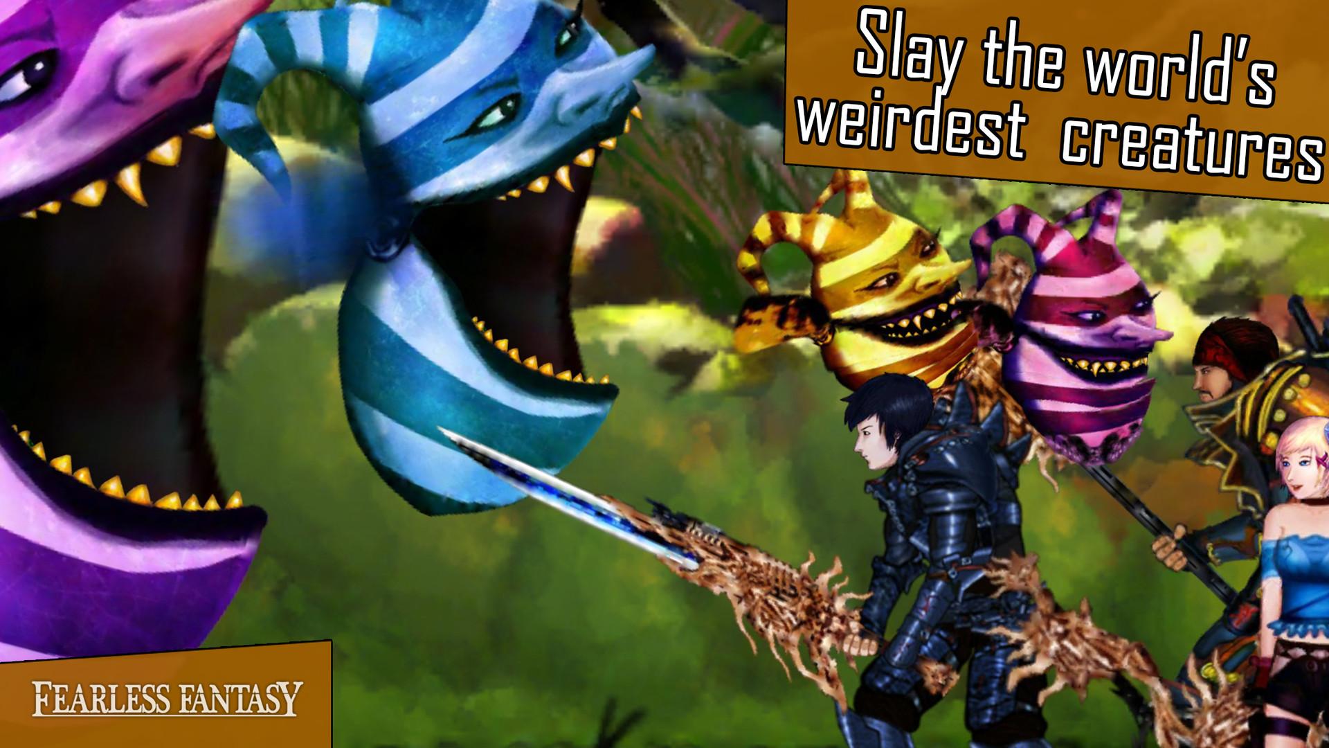 Steam喜加二: 《无畏幻想》 和 《羊群分离法》