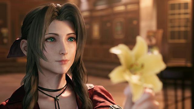 玩家不满《FF7》重制版艾丽丝新形象 重新P图更顺眼?!