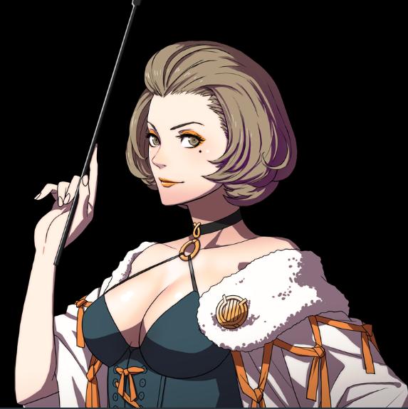 气质胸器御姐歌姬!《火焰纹章:风花雪月》新角色放出