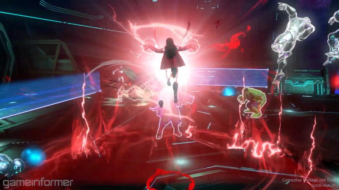 超级英雄大混战 《漫威终极联盟3》最新7分钟游戏预告
