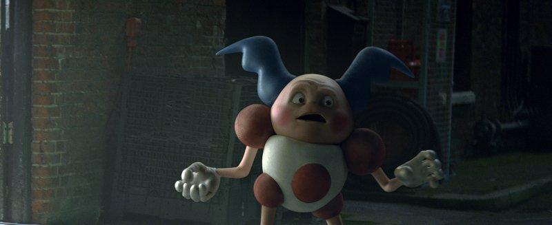 宝可梦公司看 《大侦探皮卡丘》 :不喜欢大舌头那段