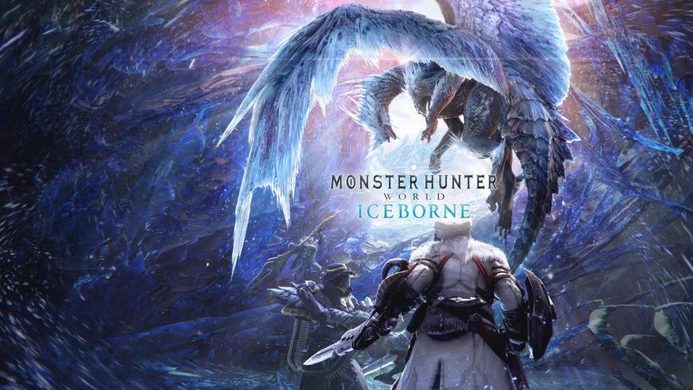 """《怪物猎人:世界》""""冰原""""将在日本推出典藏版"""