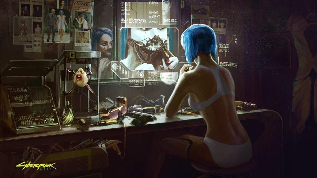 """《赛博朋克2077》""""现实模拟""""沉浸感 让玩家沉迷其中"""