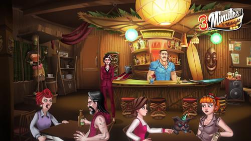 《午夜前3分钟:喜剧图形冒险》游戏库