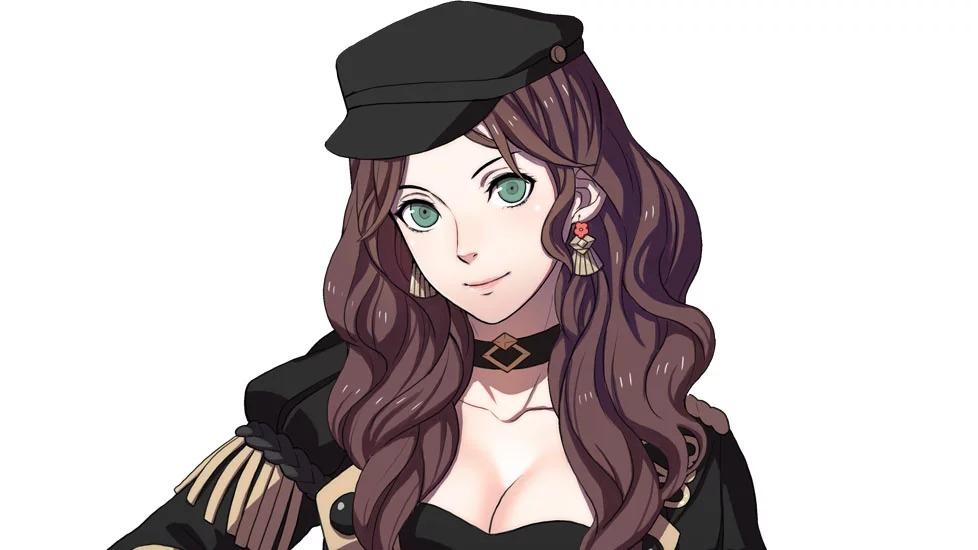 《火焰纹章:风花雪月》新截图展示歌手多萝西娅