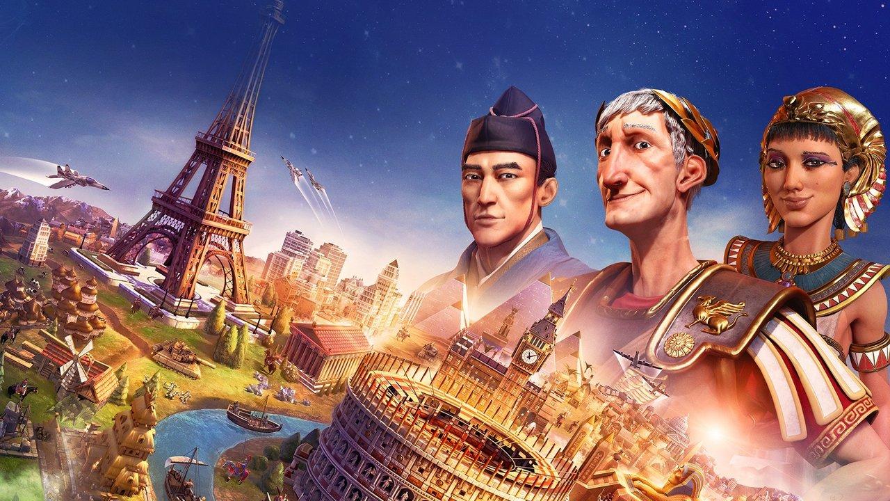 T2财报: 《文明6》 系列销量4300万  《无主之地》 900万