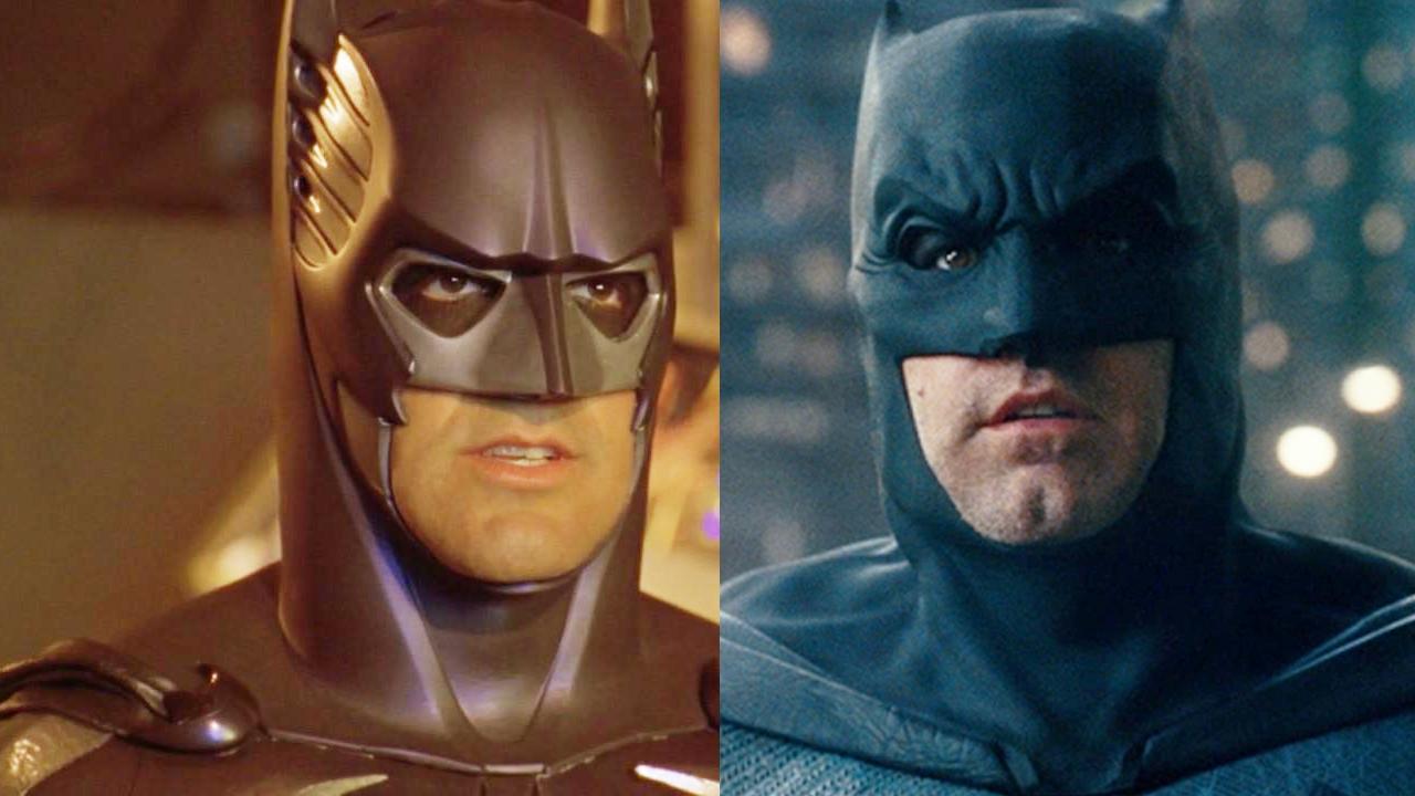 """乔治克鲁尼曾劝大本别演""""蝙蝠侠"""":这活别接 你懂的"""