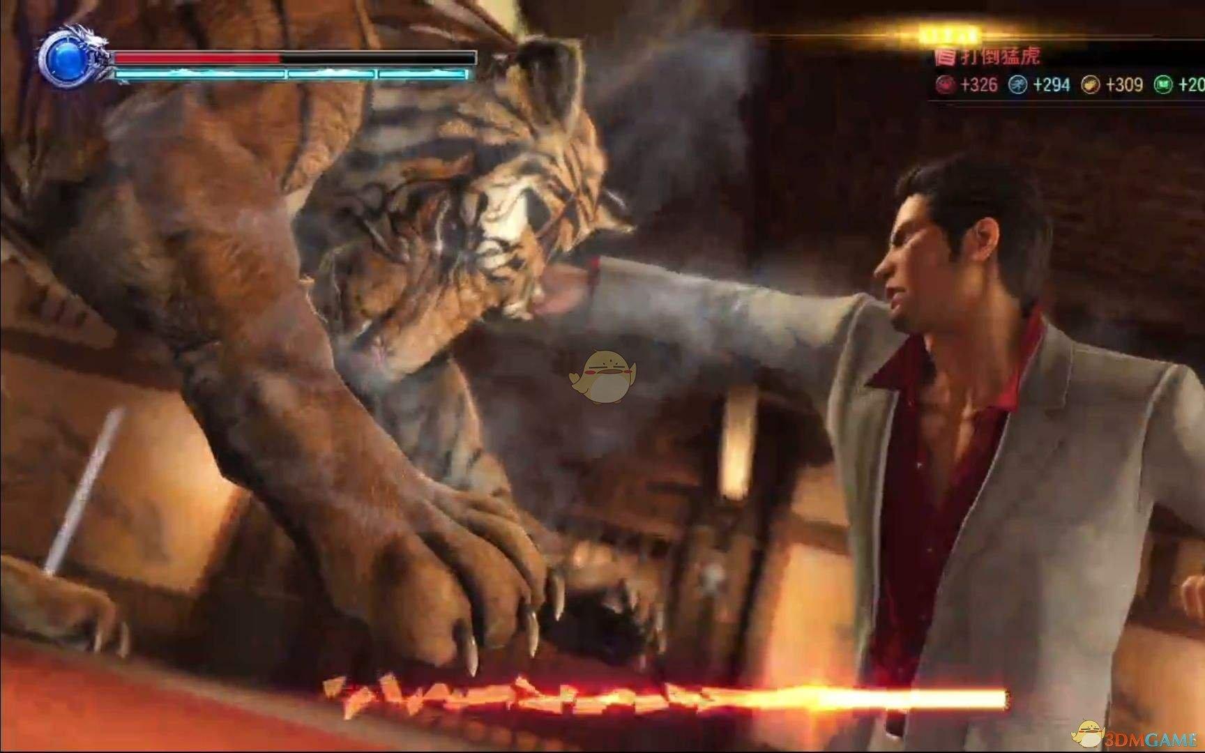 《如龙:极2》龙之铁拳属性分析