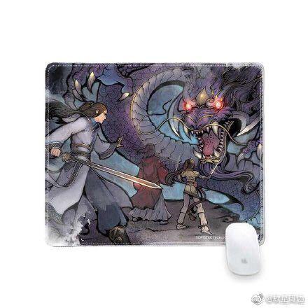 软星官方淘宝店5月16日开启 多款《仙剑》周边开售