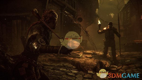《瘟疫传说:无罪》铠甲武士打法攻略