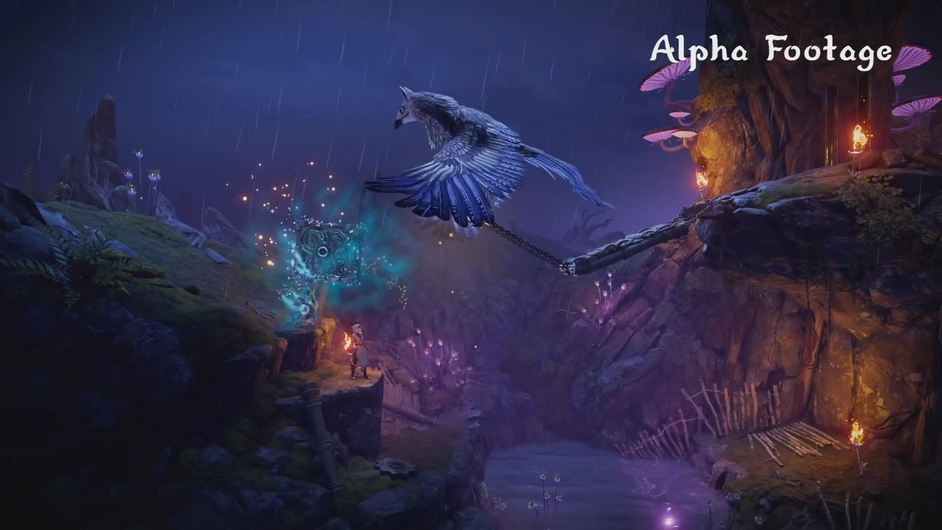 《三位一体4》新视频展示 这款游戏宏大美丽体验更佳