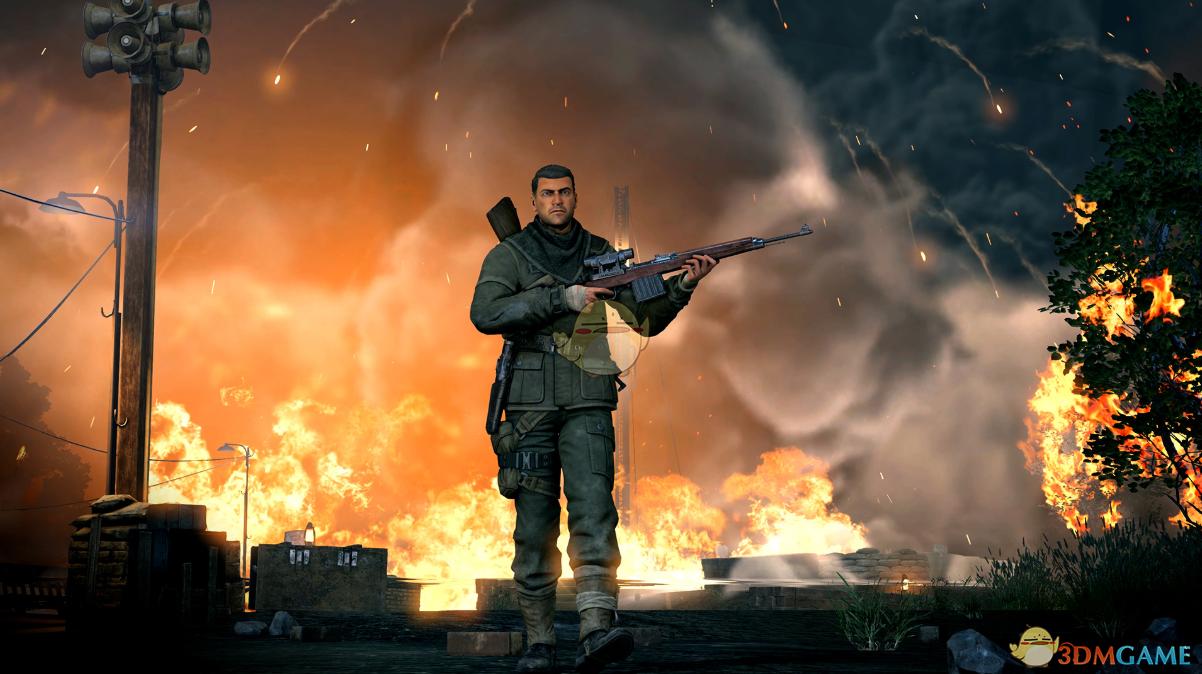 《狙击精英V2重制版》新特色玩法分享