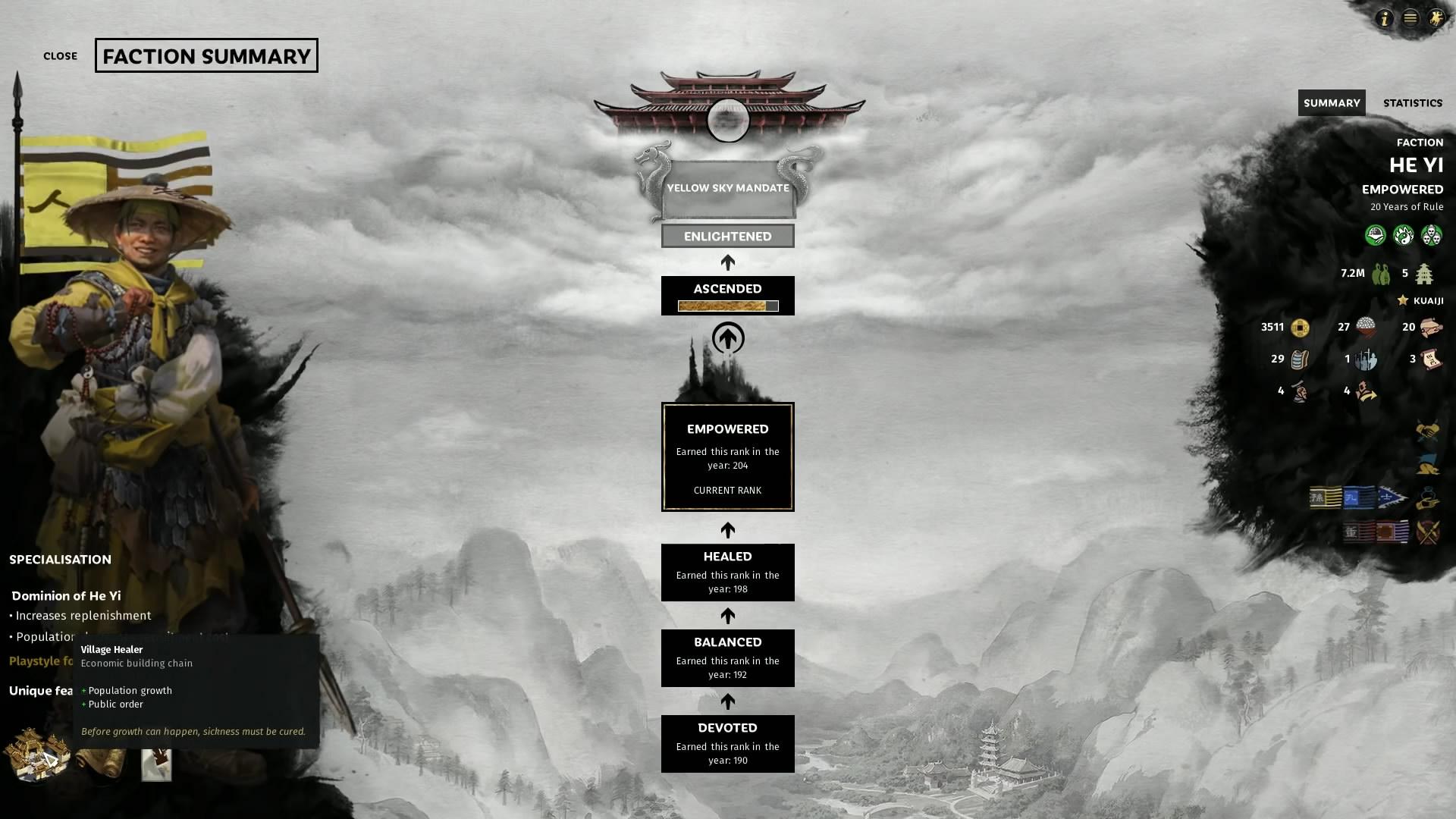 """《全面战争:三国》""""黄巾之乱""""DLC演示 苍天死黄天立"""